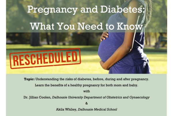 Pregnancy and Diabetes Poster_Rescheduled